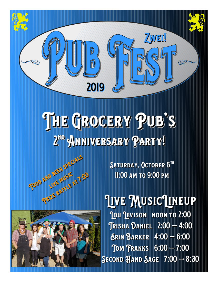 Contact Us - The Grocery Pub